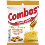 Combos Spicy Honey Mustard Pretzels